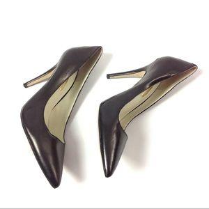 Bcbgeneration Pointed Toe Black Dress Formal Shoe